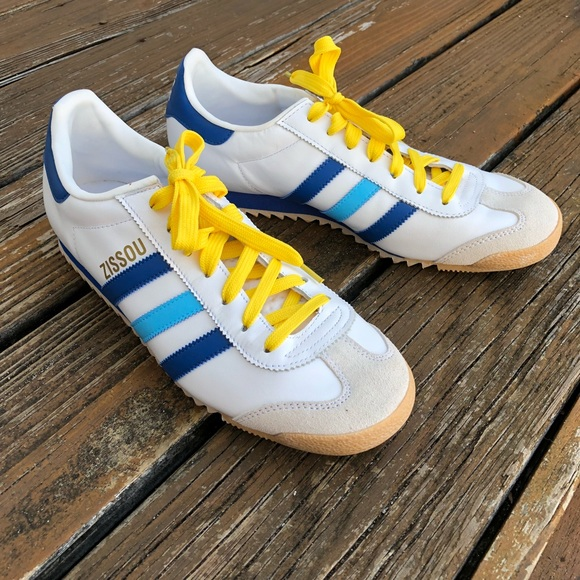 cde34253f33 Adidas Life Aquatic Steve Zissou Sneakers 10.5